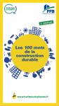 Les 100 mots de la construction durable