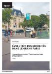 Évolution des mobilités dans la Métropole du Grand Paris