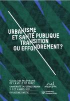 Urbanisme et santé : sélection d'ouvrages
